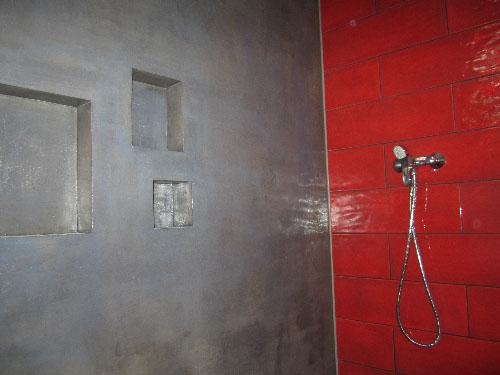 Aménagement avec création d'une nouvelle salle de bain